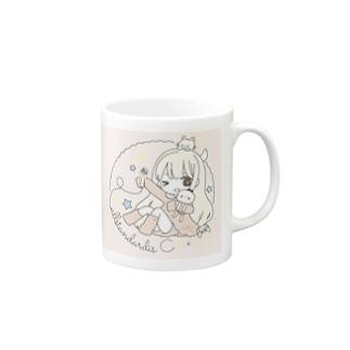 まこじるぴこっぷ Mugs
