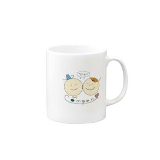 なつおカンパニーグッズ Mugs