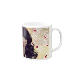 ちゃこ Mugs