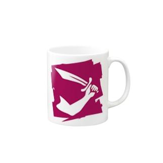 PIRATE_FLAG マグカップ