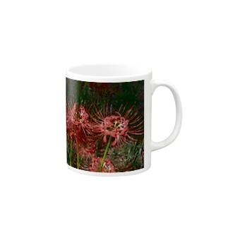 ヒガンバナ Mugs