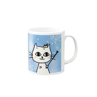 ララミねこ Mugs