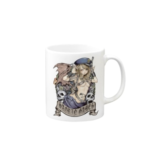 SAORIN GAME@nero Mugs