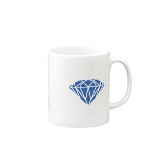 sapphire Mugs