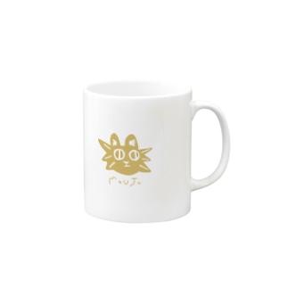 teki shopのMOUJUくんシリーズ Mugs