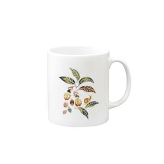 パナウルマジックの月桃とかたつむり Mugs