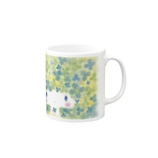 わたわたのおみせのクローバー姫 Mugs