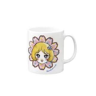 花少女2 マグカップ
