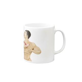 愛も。 Mugs