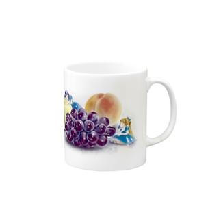 フルーツキッズ Mugs