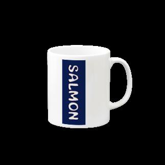 G-HERRING(鰊;鮭;公魚;Tenkara;SALMON)のSALMON Mugs