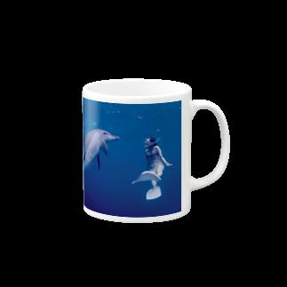 くりみなのmeet dolphine  Mugs