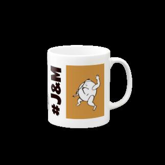 #J&M公式のヤカン君達 Mugs