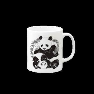 TaekoのPANDA Mugs