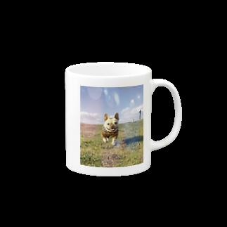 RedTonkotsuの虹のとんこつ Mugs