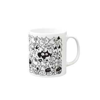 OH !NEKO  Mugs