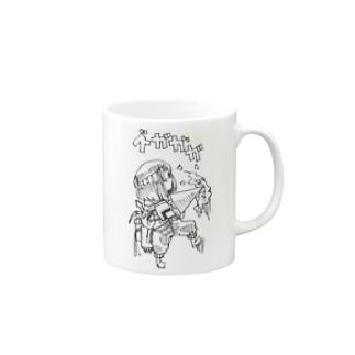 ズガガ Mugs