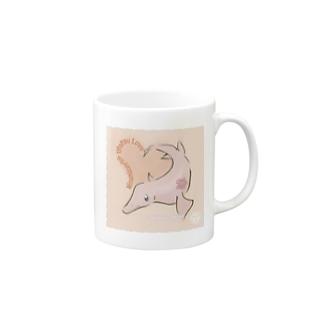 Utatsusaurus Mugs