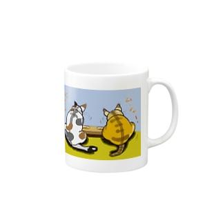 お食事中♡ Mugs
