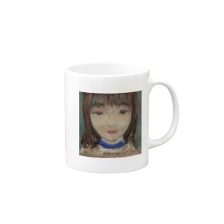 Dripping Kiwi Mugs