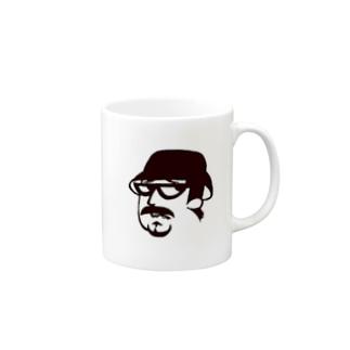 ドクターK Mugs