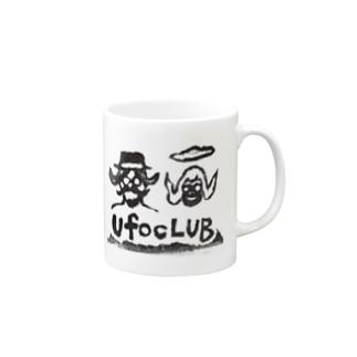 山本精一 x U.F.O.CLUBオリジナルマグカップ Mugs