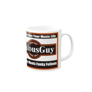 JealousGuy - Music Life マグカップ Mugs