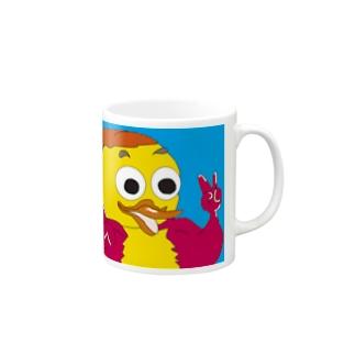 二番酉 Mugs