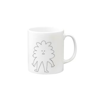 もじゃんじ Mugs