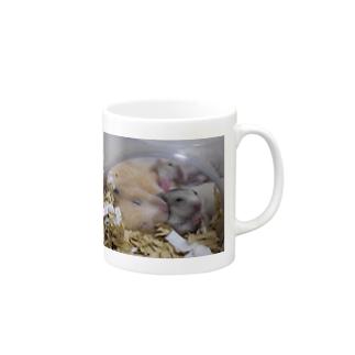 きいちゃん Mugs
