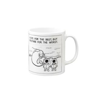 ファニービーゴー&フレンズ Mugs