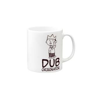 DUB ORIGINATOR Mugs