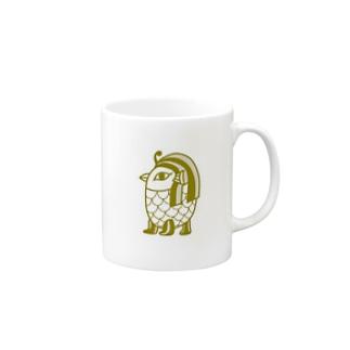 アマビエさま Mugs