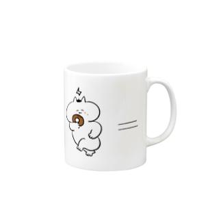 しろねんこ氏のMORATTA!! Mugs