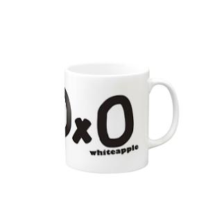 噂のマーク(黒ロゴ雑貨) Mugs
