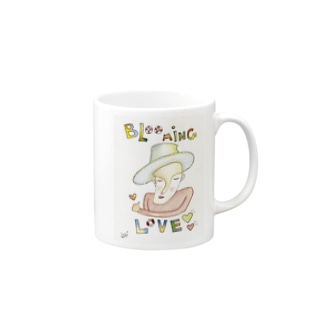 Blooming Love Mugs