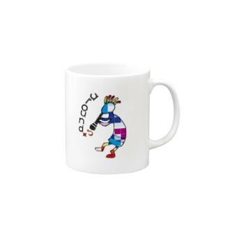 ココペリさん Mugs