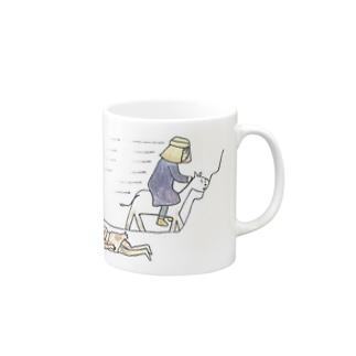 サマリア人 Mugs