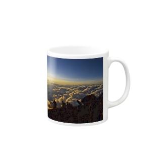 Mt.Fuji Mugs