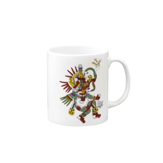 ケツァルコアトル Mugs
