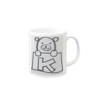 くまポケット! Mug