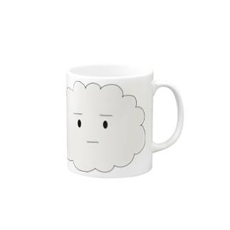 雲おじさん Mugs