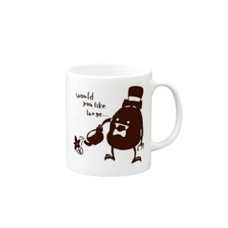 大きくなれ。 Mugs