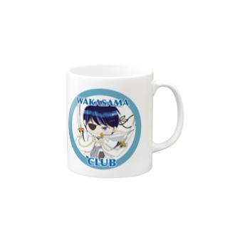 WAKASAMA CLUB Mugs