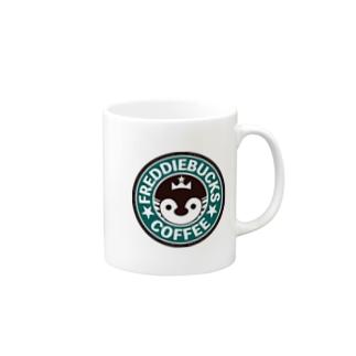 Freddiebucks Coffee Mugs