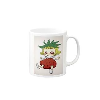 いちごちゃん Mugs
