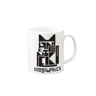 MANEKINEKO / 招き猫 Mugs