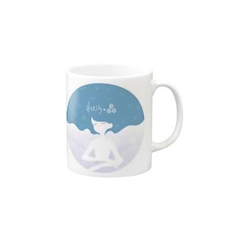 ねむりの森のグッズ マグカップ