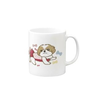シーズーちゃん Mugs