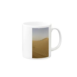 サハラ砂漠 Mugs